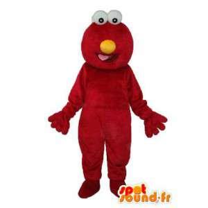 Charakter Maskottchen Plüsch rot - Buchstaben-Kostüm - MASFR003997 - Maskottchen nicht klassifizierte