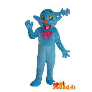 Fox maskot pletené bun - liška kostým - MASFR004001 - Fox Maskoti