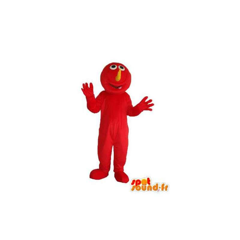 Mascotte en peluche nez Pinocchio – costume de personnage BD - MASFR004004 - Mascottes Pinocchio