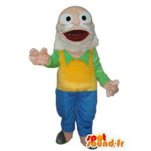 Mascot character old man - Costume character - MASFR004006 - Human mascots