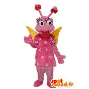 Mascot tegnet øyenstikker - Dragonfly Costume