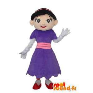 Asian girl mascot - Costume character - MASFR004012 - Mascots boys and girls