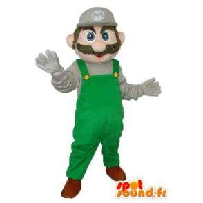 Super Mario mascot - Super Mario costume - MASFR004015 - Mascots Mario