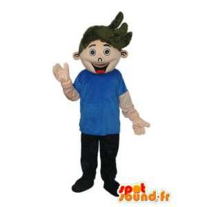 Character Mascot Pehmo - merkki Puvut - MASFR004016 - Mascottes non-classées