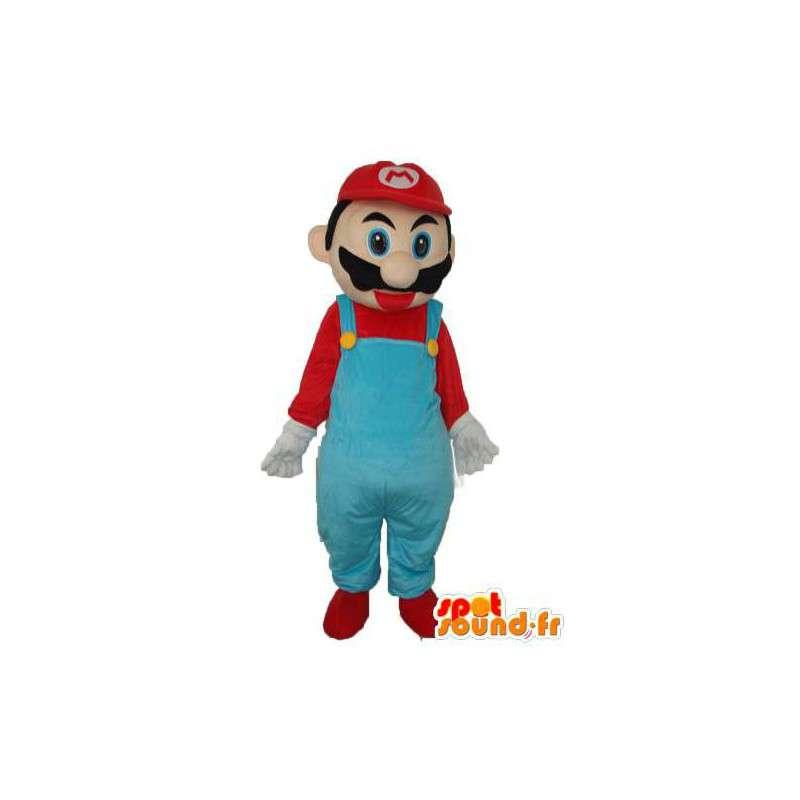 Costume super Mario – Déguisement super Mario - MASFR004020 - Mascottes Mario