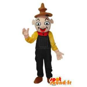 Alter Mann Maskottchen Charakter - Charakter Kostüme - MASFR004027 - Menschliche Maskottchen