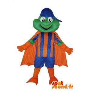 Superhéroe de la mascota de la tortuga de vestuario - MASFR004062 - Tortuga de mascotas