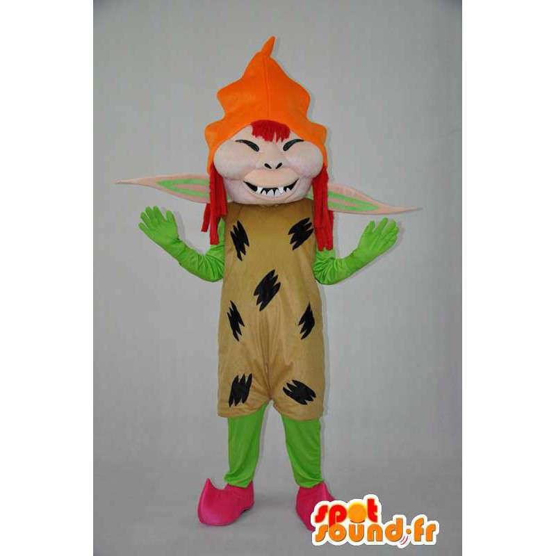 Character mascot plush witch - MASFR004079 - Mascots woman