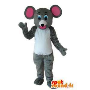 Jerry mascota del ratón - Disfraz varios tamaños