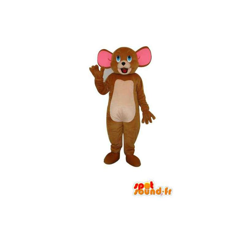 Jerry Mouse Mascot - Jerry mouse costume - MASFR004106 - Mouse mascot
