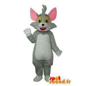 Peittää Tom kissa - useita kokoja Disguise - MASFR004107 - kissa Maskotteja