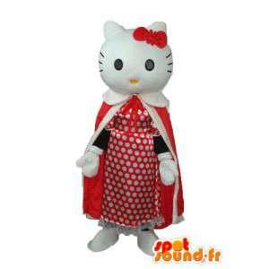 Mascotte représentant Hello – Déguisement Hello - MASFR004108 - Mascottes Hello Kitty