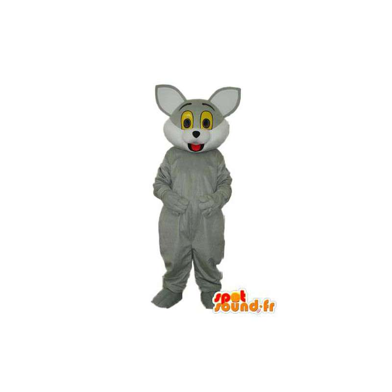 Disguise of a mouse gray - a gray mouse costume - MASFR004110 - Mouse mascot  sc 1 st  SpotSound & Purchase Disguise of a mouse gray - a gray mouse costume in Mouse mascot