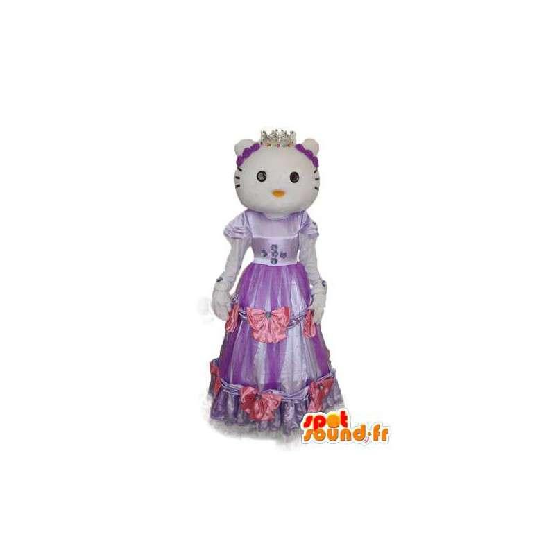 Déguisement représentant Hello – Costume Hello - MASFR004111 - Mascottes Hello Kitty