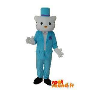 Costume rappresentante Daniel compagno Ciao - MASFR004115 - Mascotte Hello Kitty