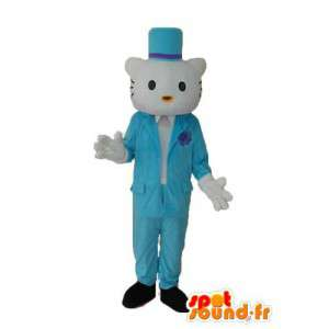 Kostüm-Vertreter Daniel Begleiter Hallo - MASFR004115 - Maskottchen Hello Kitty