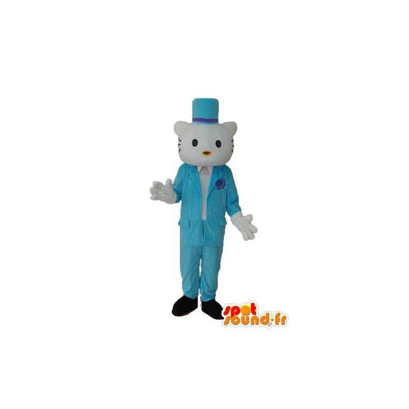Costume representative Daniel companion Hello - MASFR004115 - Mascots Hello Kitty