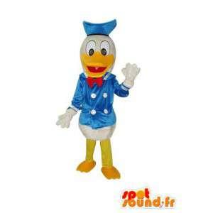 Kostume, der repræsenterer Donald Duck - kan tilpasses -