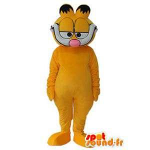 Representante traje do gato Garfield - MASFR004136 - Garfield Mascotes
