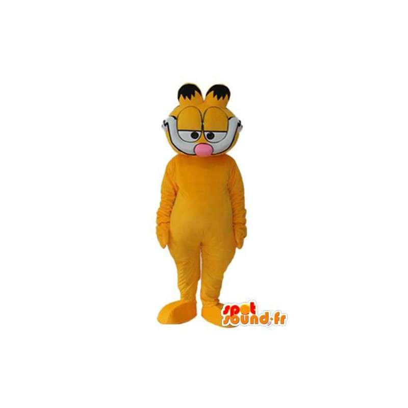 Déguisement représentant le chat Garfield - MASFR004136 - Mascottes Garfield