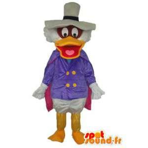 Costume Donald Duck vertegenwoordiger - Klantgericht