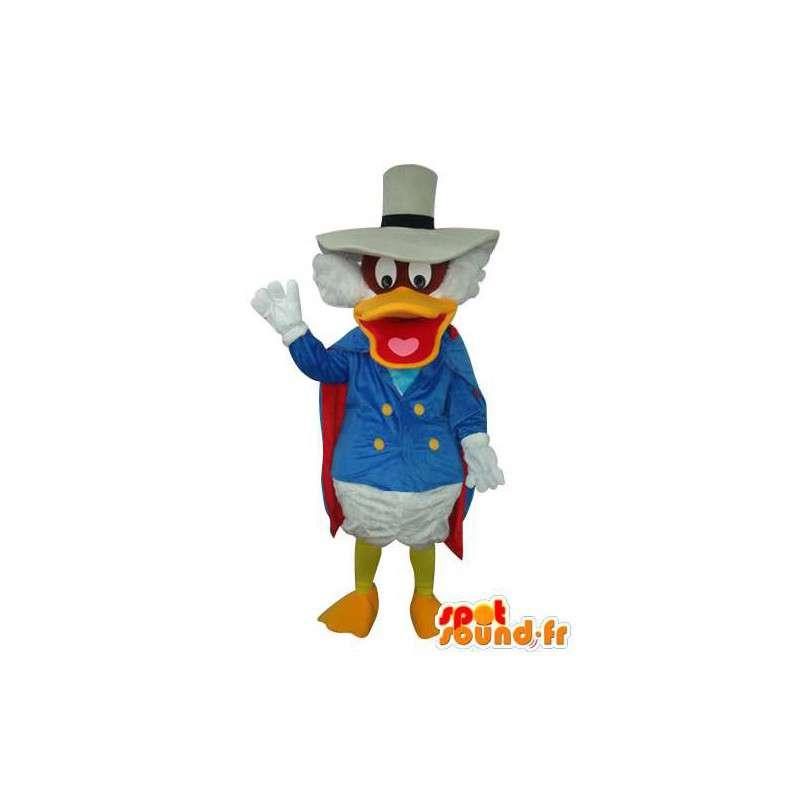 Mascot Aku Ankka edustaja - Muokattavat - MASFR004138 - Aku Ankka Mascot