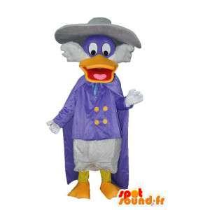 Dräkt som representerar Donald Duck - anpassningsbar -