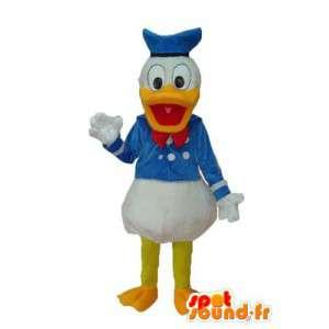 Donald Duck-kostym - förklädning av flera storlekar - Spotsound