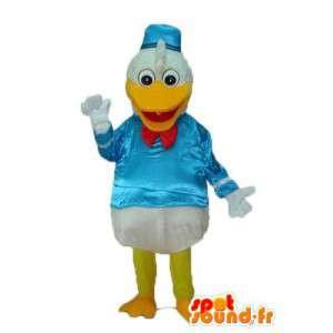 Στολή Donald Duck - μεταμφίεση πολλά μεγέθη - MASFR004146 - Donald Duck μασκότ
