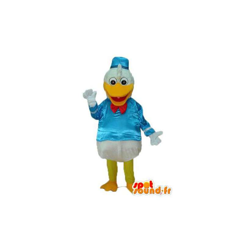 Donald Duck Costume - Disguise multiple sizes - MASFR004146 - Donald Duck mascots