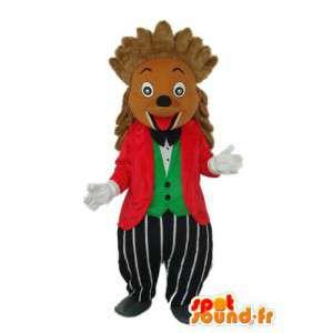 Erizo partido traje de la mascota - MASFR004151 - Mascotas erizo