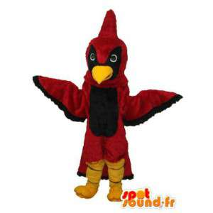 Costume - Bird black and red - Customizable