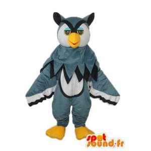 Uil Costume - Disguise verschillende maten - MASFR004163 - Mascot vogels