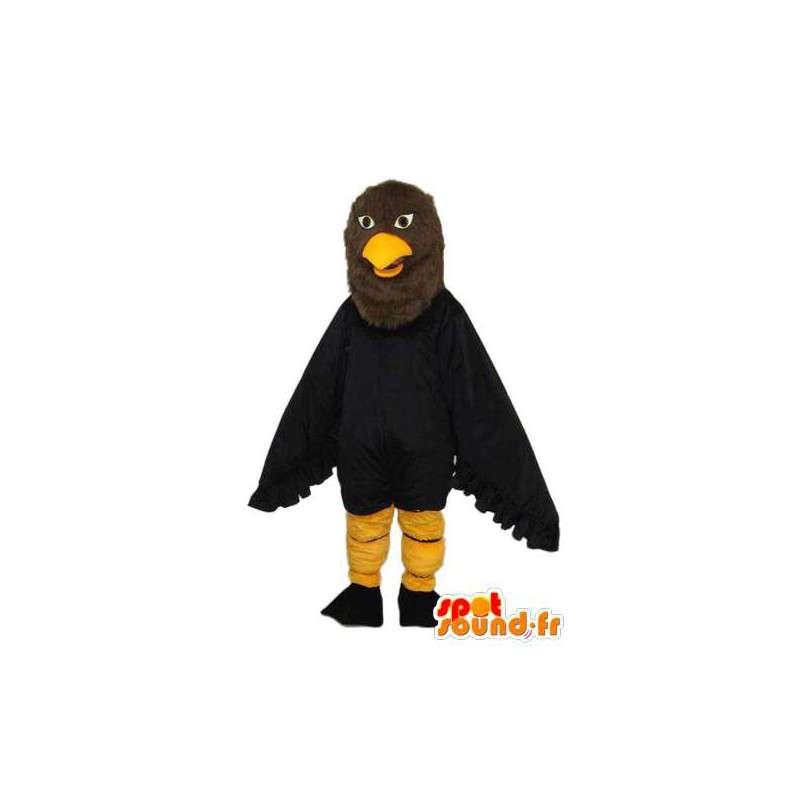Disfarce de um pássaro - customizável - MASFR004169 - aves mascote