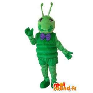 Green caterpillar costume - Caterpillar costume - MASFR004173 - Mascots insect