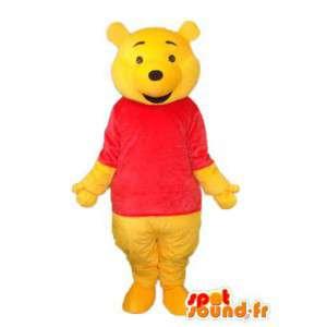Winnie the Pooh-Maskottchen - Mehrere Größen Kostüme - MASFR004175 - Maskottchen Winnie der Puuh