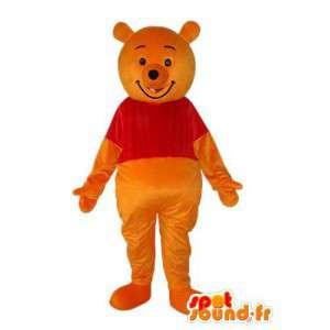 Traje Winnie the Pooh - customizável - MASFR004176 - mascotes Pooh