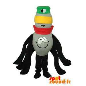 Pulpo traje - pulpo disfraces - MASFR004177 - Mascotas del océano