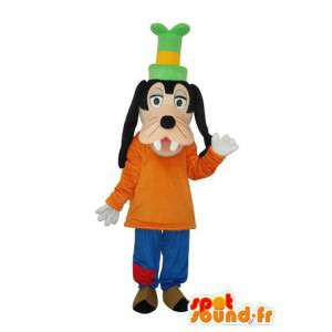 Στολή Goofy - Γκούφυ μεταμφίεση - Προσαρμόσιμα - MASFR004188 - μασκότ Dingo