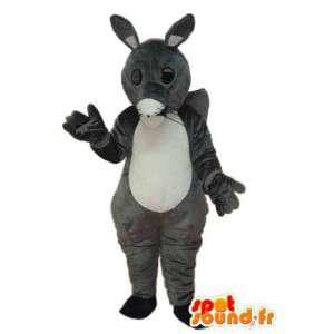 Costume de lapin – Déguisement de lapin - Personnalisable - MASFR004189 - Mascotte de lapins