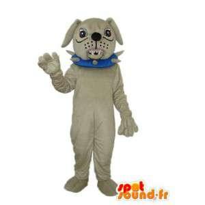Hård hunddräkt - Spotsound maskot