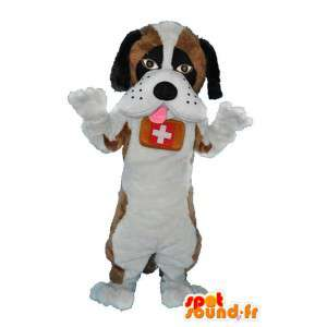 Kostium psa Saint Bernard - MASFR004197 - dog Maskotki
