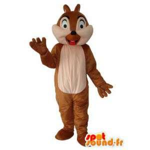 Mascot squirrel - Representing a squirrel costume - MASFR004199 - Mascots squirrel
