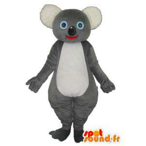 Rappresentando un costume koala - costume che rappresenta un koala - MASFR004204 - Mascotte Koala