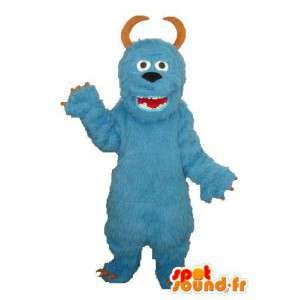 Mascot character Sulley - Plush monster costume & cie - MASFR004212 - Monsters mascots