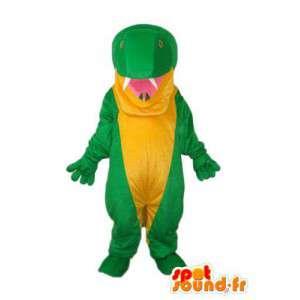 Mascotte de personnage serpent - déguisement reptile