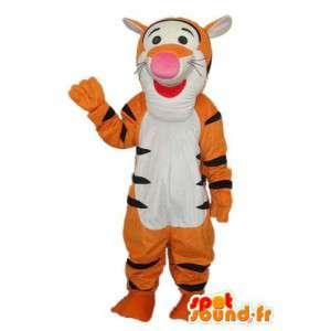 Tiger Mascot Plush - traje do tigre  - MASFR004236 - Tiger Mascotes