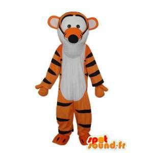 Tiger-Maskottchen Plüsch - Tiger Kostüm - MASFR004245 - Tiger Maskottchen
