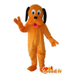 Perro naranja mascota - perro traje de la felpa - MASFR004254 - Mascotas perro