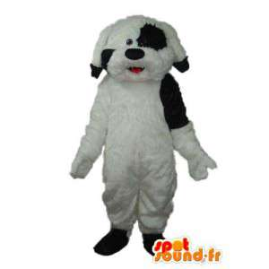 Costume black and white dog - dog mascot - MASFR004273 - Dog mascots